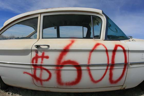 Beat Up Muscle Cars For Sale 84